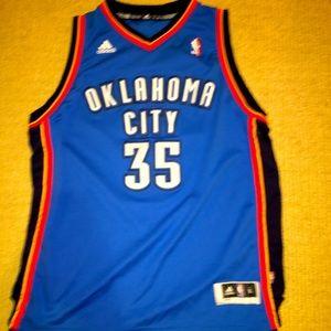 Boys Oklahoma City basketball jersey